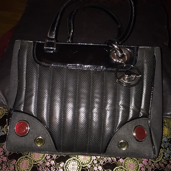 Christian Dior Bags   Cd Montaigne License Plate Handbag   Poshmark 4280ed0341